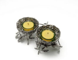 cb075a-nest-double-candle-holder-25x25x6-cm