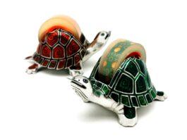 CT002.C Turtle color 7x12x7cm.
