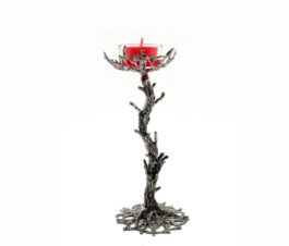 cb031l-coral-candle-holder-9x21cm