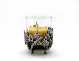 cb088-walnut-leaf-glass-candle-holder-6x7x6-cm