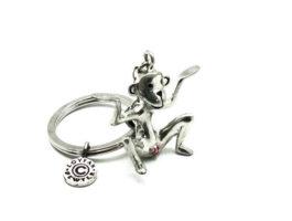 kr030-02-key-chain-monkey-3x3x6-cm