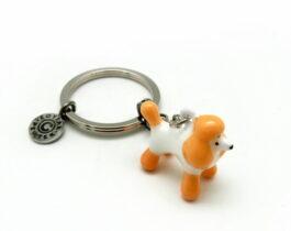 kr144-05-key-chain-poodle-1-7x3-5x3cm