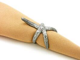 NK018 Starfish 4.5x7x3 cm.