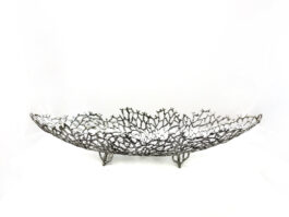 ob029-object-coral-long-boat-5-5x23x4-5-inch
