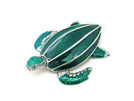 PP069 Turtle 6x8x3 cm.