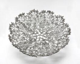pt031-16-platter-walnut-leaf-dia-16x4-5-inch